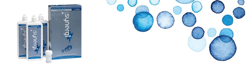 Sauflon Synergi™ kontaktinių lęšių tirpalas